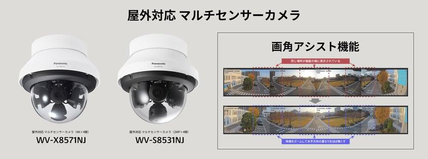 KVマルチセンサーカメラv2