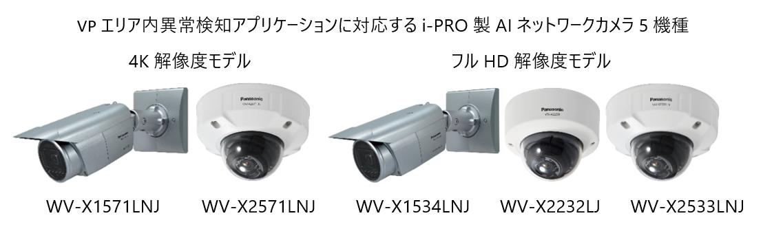VP area ijou kenchi taiou camera
