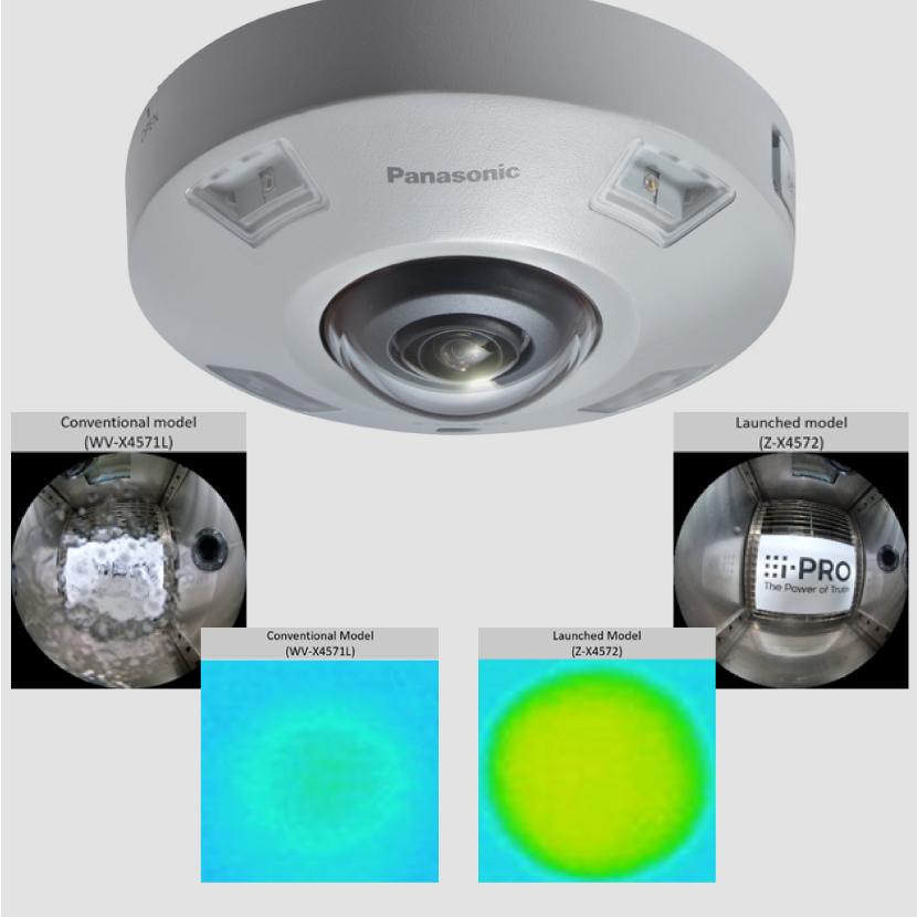 (英語のみ) i-PRO、冬季・寒冷地向けヒーター搭載全方位ネットワークカメラを発売
