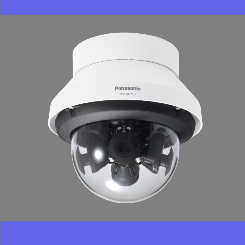 (In JP Only) Introducing Two (2) Multi-sensor Network Cameras With Enhanced Outdoor Surveillance Functions, Now Installation At Field, or Gemba, Becomes Easier With Continuous View Assistance